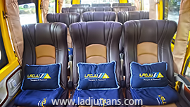 LADJU Trans Travel 10