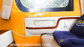 LADJU Trans Travel 12